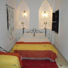 Отель Riad Ailen 3* Номер Комфорт фото 3