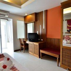 Отель First Bungalow Beach Resort 3* Стандартный номер с различными типами кроватей фото 8