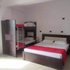 Отель Villa Ideal Албания, Ксамил - отзывы, цены и фото номеров - забронировать отель Villa Ideal онлайн комната для гостей фото 3