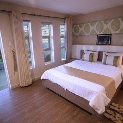 Thuy Sakura Hotel & Serviced Apartment 3* Люкс с различными типами кроватей фото 7