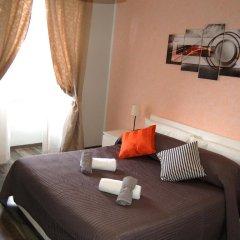 Отель Chez Alice Vatican Улучшенный номер с двуспальной кроватью фото 3