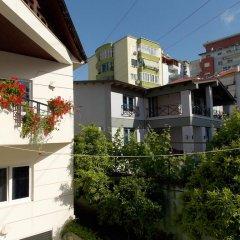 Апартаменты Botanic Park Apartments Тирана балкон