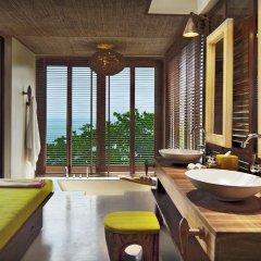 Отель Six Senses Samui Вилла с различными типами кроватей фото 8