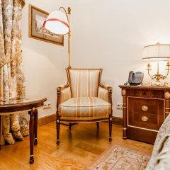 Гостиница Петровский Путевой Дворец 5* Стандартный номер с 2 отдельными кроватями фото 3