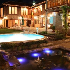 Отель Ioanna Guest House Боженци бассейн