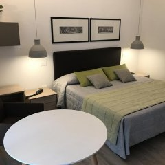 Hotel Bernina 3* Улучшенный номер с двуспальной кроватью фото 4
