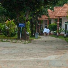 Отель Homestead Phu Quoc Resort парковка
