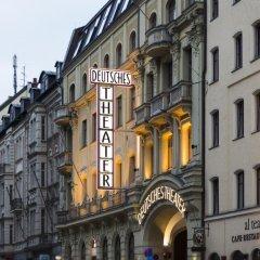 Hotel Deutsches Theater Stadtmitte (Downtown) 3* Стандартный номер с различными типами кроватей фото 32