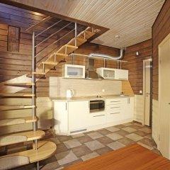 Гостиница Лесная Рапсодия Апартаменты с двуспальной кроватью фото 14