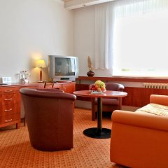 TOP Hotel Agricola 4* Люкс с различными типами кроватей фото 3