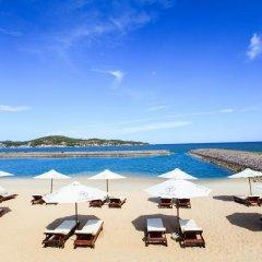 Paragon Villa Hotel Nha Trang пляж фото 2