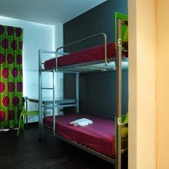 HI - Parque das Nacoes Youth Hostel Стандартный номер с различными типами кроватей фото 5