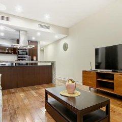 Апартаменты Sky Apartments Rentals Service Апартаменты Премиум с различными типами кроватей фото 16