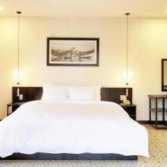 Отель Hoi An Waterway Resort 3* Люкс с различными типами кроватей фото 7