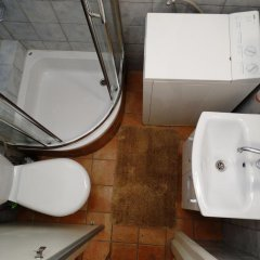 Отель Mieszkanko koło Zamku ванная
