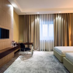 Гостиница Monte Bianco Казахстан, Нур-Султан - отзывы, цены и фото номеров - забронировать гостиницу Monte Bianco онлайн комната для гостей фото 3