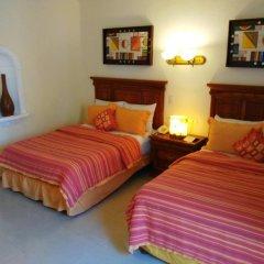 Отель Gran Real Yucatan 3* Стандартный номер с разными типами кроватей фото 5