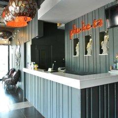 Отель Phuketa Таиланд, Пхукет - отзывы, цены и фото номеров - забронировать отель Phuketa онлайн интерьер отеля фото 2