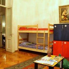 Squirrel Hostel Tbilisi Кровать в общем номере с двухъярусной кроватью фото 11