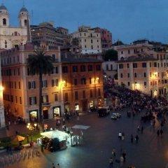 Отель Piazza di Spagna Suites Улучшенный люкс с различными типами кроватей