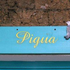 Отель Hostal Pajara Pinta Кровать в общем номере с двухъярусной кроватью фото 6