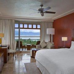 Отель The Westin Resort & Spa Puerto Vallarta 4* Люкс Премиум с различными типами кроватей фото 3