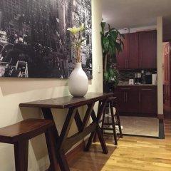 Отель North Manhattan Hostel США, Нью-Йорк - отзывы, цены и фото номеров - забронировать отель North Manhattan Hostel онлайн интерьер отеля фото 2