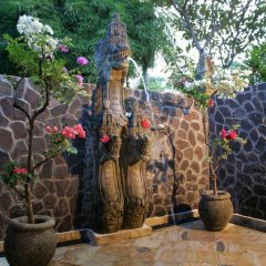 Отель Matahari Beach Resort & Spa 5* Стандартный номер с различными типами кроватей фото 11