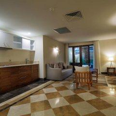 Отель Nirvana Lagoon Villas Suites & Spa 5* Люкс повышенной комфортности с различными типами кроватей фото 17
