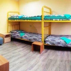 Хостел Home Кровать в общем номере с двухъярусной кроватью фото 20