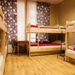 Хостел Tverskaya Street Кровать в женском общем номере двухъярусные кровати фото 13