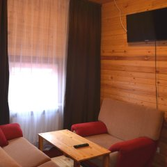 Гостиница Holiday Park Krivtsovo комната для гостей фото 3