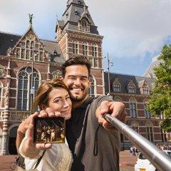 Отель Sint Nicolaas Нидерланды, Амстердам - 1 отзыв об отеле, цены и фото номеров - забронировать отель Sint Nicolaas онлайн фото 4
