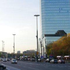 Отель Koro de Varsovio- Solidarnosci 101 парковка