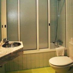 Hotel do Norte 2* Стандартный семейный номер с двуспальной кроватью фото 6