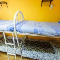 Гостиница Yourhostel Svyatoshino Кровать в общем номере с двухъярусной кроватью фото 21