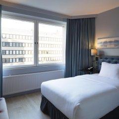Отель Hilton Helsinki Strand 4* Стандартный номер с различными типами кроватей фото 4