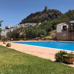 Отель El Buen Sitio бассейн