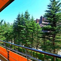 Hotel Boruta балкон
