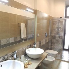 Отель Casa Letran Италия, Рим - отзывы, цены и фото номеров - забронировать отель Casa Letran онлайн ванная фото 2