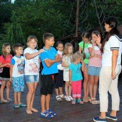 Отель Бегущая по Волнам Сочи детские мероприятия фото 2