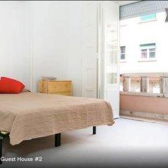 Отель Sunny Lisbon - Guesthouse and Residence 3* Люкс с различными типами кроватей фото 13