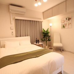 Отель Residence Hakata 2 3* Стандартный номер фото 4