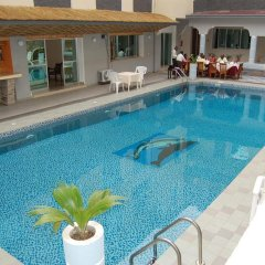City Hill Hotel бассейн фото 2