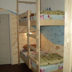 Хостел В центре Кровать в общем номере фото 9