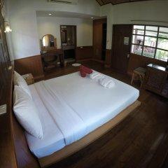 Отель Coco Palm Beach Resort 3* Бунгало Делюкс с различными типами кроватей фото 4