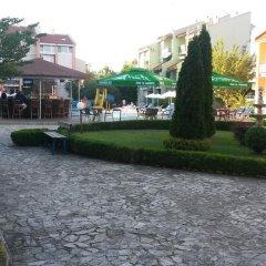 Отель Complex Elit 1 Болгария, Солнечный берег - отзывы, цены и фото номеров - забронировать отель Complex Elit 1 онлайн приотельная территория
