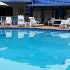 Отель Sea View Apartments Таиланд, На Чом Тхиан - отзывы, цены и фото номеров - забронировать отель Sea View Apartments онлайн бассейн