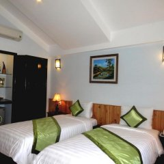 Отель Starfruit Homestay Hoi An 2* Стандартный номер с различными типами кроватей фото 2