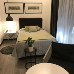 Hotel Bernina 3* Улучшенный номер с различными типами кроватей фото 10